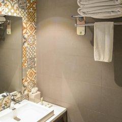 Отель ibis Styles Dubai Jumeira ванная фото 2