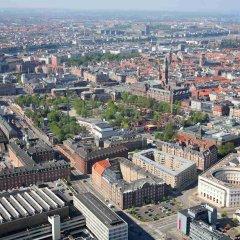 Отель Cabinn City Дания, Копенгаген - 5 отзывов об отеле, цены и фото номеров - забронировать отель Cabinn City онлайн балкон