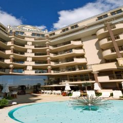 Отель Golden Ina - Rumba Beach Солнечный берег бассейн фото 6