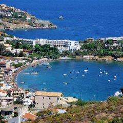 Pela Mare Hotel пляж