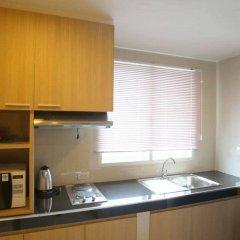 Апартаменты Trebel Service Apartment Pattaya Паттайя в номере фото 2