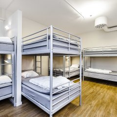 City Hostel Стокгольм комната для гостей фото 2