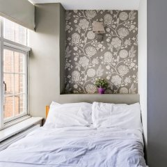 Отель Next to Euston! Perfect 2 bed in Central London Лондон комната для гостей фото 5