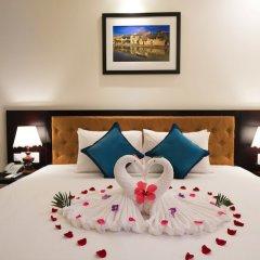 Pearl River Hoi An Hotel & Spa сейф в номере
