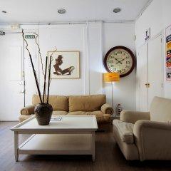 Отель Gran Via Suites The Palmer House Испания, Мадрид - отзывы, цены и фото номеров - забронировать отель Gran Via Suites The Palmer House онлайн интерьер отеля