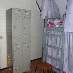 Hostel Favorit сейф в номере