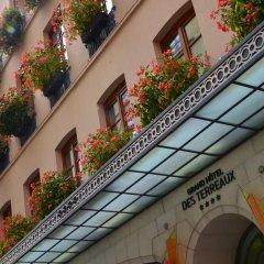 Отель Grand Hotel des Terreaux Франция, Лион - 2 отзыва об отеле, цены и фото номеров - забронировать отель Grand Hotel des Terreaux онлайн балкон