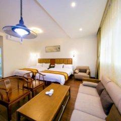 Отель Yuehang Hotel Китай, Чжухай - отзывы, цены и фото номеров - забронировать отель Yuehang Hotel онлайн комната для гостей
