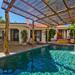 Отель Villa Estrella De Mar Мексика, Сан-Хосе-дель-Кабо - отзывы, цены и фото номеров - забронировать отель Villa Estrella De Mar онлайн бассейн фото 3