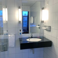 Quality Hotel Airport Vaernes ванная