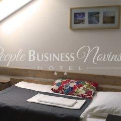 Гостиница People Business Novinsky в Москве - забронировать гостиницу People Business Novinsky, цены и фото номеров Москва фитнесс-зал