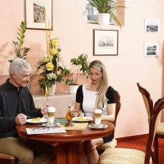 Hotel Smetana-Vyšehrad питание