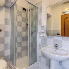 Отель King Италия, Рим - 9 отзывов об отеле, цены и фото номеров - забронировать отель King онлайн ванная