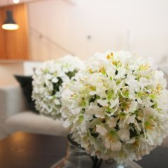Отель Nordic Host Luxury Apts - Town Home комната для гостей