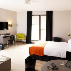 Отель Dock Ouest Residence Франция, Лион - отзывы, цены и фото номеров - забронировать отель Dock Ouest Residence онлайн комната для гостей фото 5