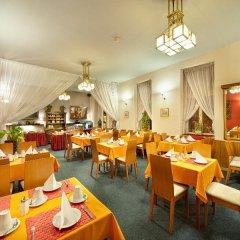 Отель Aron питание фото 4