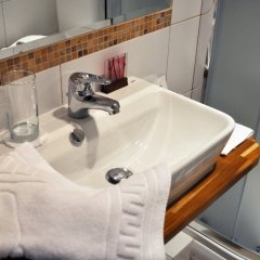 Гостиница Янтарный Сезон ванная фото 2