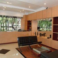 Отель Suites Capri Reforma Angel Мехико интерьер отеля