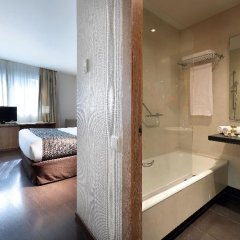 Отель Eurostars Lucentum 4* Стандартный номер с различными типами кроватей фото 21