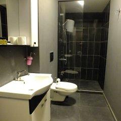 Апартаменты Gayret Apartment ванная