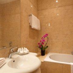 Отель Amarante Beau Manoir Франция, Париж - 14 отзывов об отеле, цены и фото номеров - забронировать отель Amarante Beau Manoir онлайн ванная