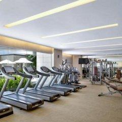Отель The St. Regis Singapore фитнесс-зал фото 3
