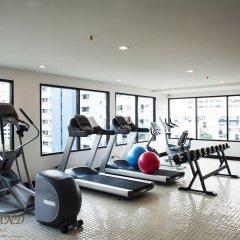Hope Land Hotel Sukhumvit 8 фитнесс-зал фото 2