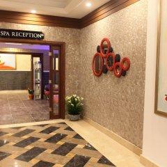 Отель Crystal Aura Beach Resort & Spa – All Inclusive интерьер отеля