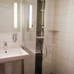 Отель Göteborg City Airport Hotel Швеция, Сове - отзывы, цены и фото номеров - забронировать отель Göteborg City Airport Hotel онлайн ванная фото 2