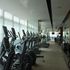 Wongtee V Hotel фитнесс-зал