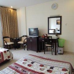 Отель Kieu Huong Hotel Вьетнам, Хошимин - отзывы, цены и фото номеров - забронировать отель Kieu Huong Hotel онлайн удобства в номере