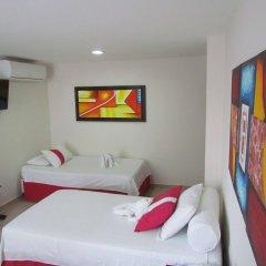 Отель Elite Tequendama Cali Колумбия, Кали - отзывы, цены и фото номеров - забронировать отель Elite Tequendama Cali онлайн комната для гостей фото 2