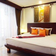 Отель House of Wing Chun Патонг комната для гостей