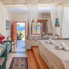 Отель Kalypso Cretan Village Resort & Spa комната для гостей фото 2