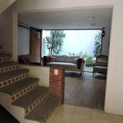Отель Casa Coyoacan Мехико интерьер отеля