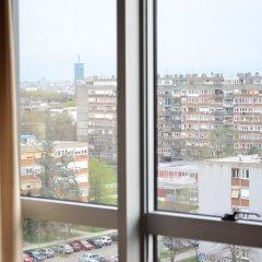 Отель Tulip Inn Putnik Белград