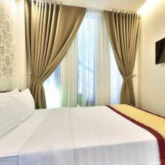 Hong Vina Hotel комната для гостей