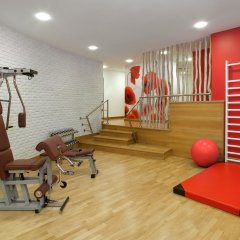 Отель Polonia Palace Варшава фитнесс-зал