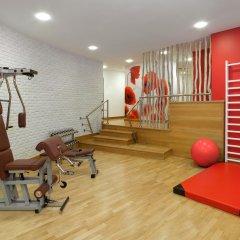 Polonia Palace Hotel фитнесс-зал