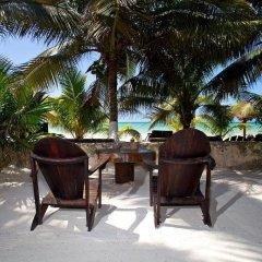 Beachfront Hotel La Palapa - Adults Only пляж фото 2