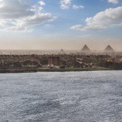 Отель Holiday Inn Cairo Maadi пляж фото 2