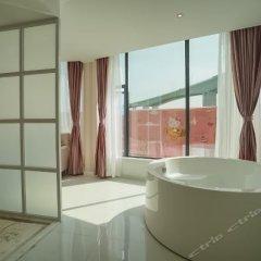 Отель Aizhu Boutique Theme Hotel Китай, Сямынь - отзывы, цены и фото номеров - забронировать отель Aizhu Boutique Theme Hotel онлайн ванная фото 2