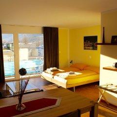 Отель Stille Швейцария, Санкт-Мориц - отзывы, цены и фото номеров - забронировать отель Stille онлайн комната для гостей фото 6