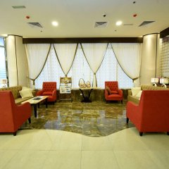Отель Alain Hotel Apartments ОАЭ, Аджман - отзывы, цены и фото номеров - забронировать отель Alain Hotel Apartments онлайн интерьер отеля фото 3