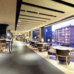 Отель Occidental Bilbao гостиничный бар