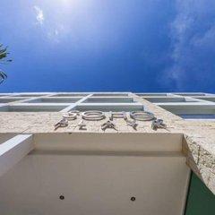 Отель Soho Playa Плая-дель-Кармен балкон