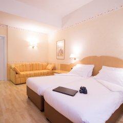 Hotel America Тренто комната для гостей фото 4