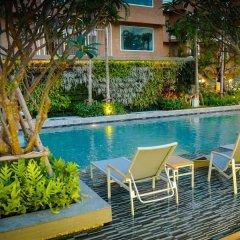 Grand Scenaria Hotel Pattaya с домашними животными