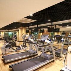 Centermark Hotel фитнесс-зал фото 4