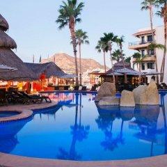Отель Great Marina-view Nautical JR Suite IN Cabo Золотая зона Марина бассейн фото 3